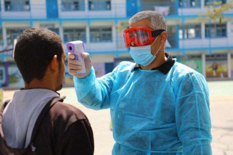 غزة: تسجيل 367 اصابة جديدة بكورونا في الدورة الثانية ليوم الخميس