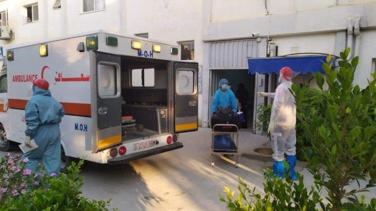 غزة: وفاة واحدة و125 إصابة جديدة بكورونا