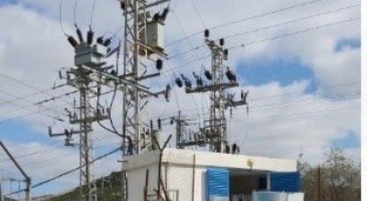 اسرائيل: انشاء نقطة تغذية للتيار الكهربائي في طولكرم