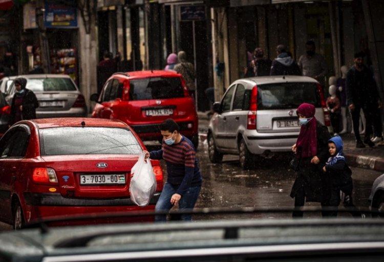 غزة: 153 إصابة جديدة بكورونا ولا وفيات